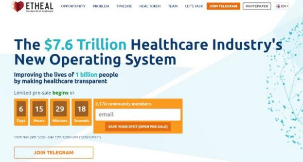 Health Startup Etheal Combines Blockchain Technology with Micro-Incentives to Build a Peer-Reviewed Global List of Health Professionals